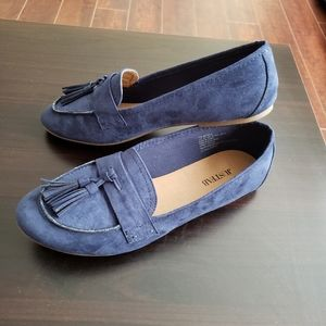 Justfab loafers slippers